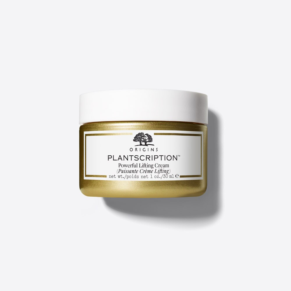 plantscription™ powerful lifting cream  origins