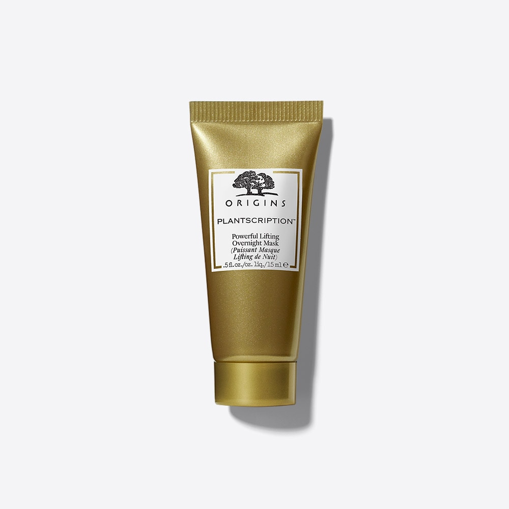 plantscription™ powerful lifting overnight mask  origins
